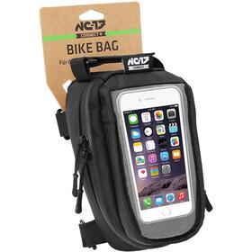 NC-17 Connect Smartphone Top Tube Bag schwarz